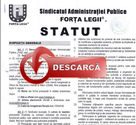 statutSindicat